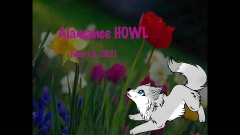 Thumbnail for entry Alamance HOWL May 10 2021