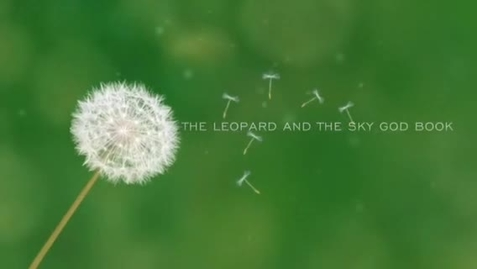 Thumbnail for entry The leopard and the sky god Book