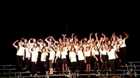 Thumbnail for entry WMA Girls Chorale at the Spring Concert