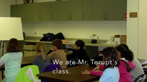 Thumbnail for entry Because of Mr. Terupt by Emma, Jennifer, and Kaitlyn