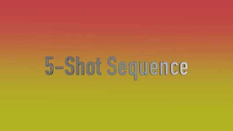Thumbnail for entry 5-Shot Sequence, Brett concors