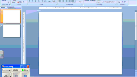 Thumbnail for entry Hyperlinking within a file in Powerpoint