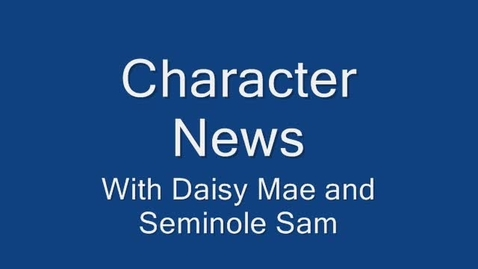 Thumbnail for entry Character News April 3, 2010