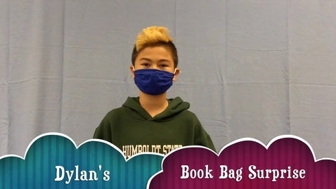 Thumbnail for entry Dylan's Book Bag Surprise