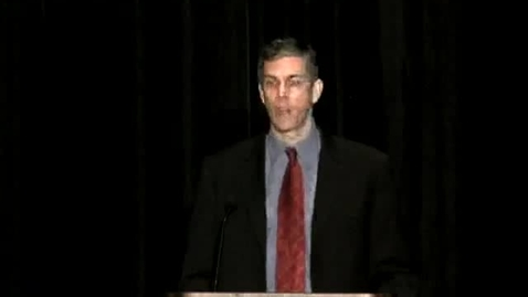 Thumbnail for entry Part 2: Secretary of Education Arne Duncan Addresses NSTA New Orleans Conference