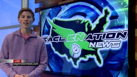 Thumbnail for entry Season 2, Episode 32- Eagle Nation News