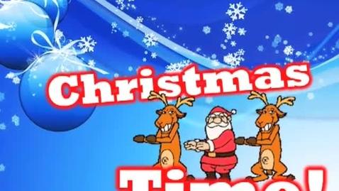 Thumbnail for entry Christmas Time!  (Christmas song for kids)