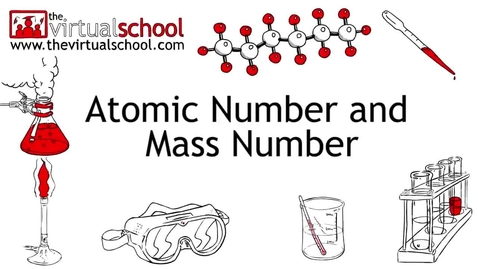 Thumbnail for entry Atomic number and mass