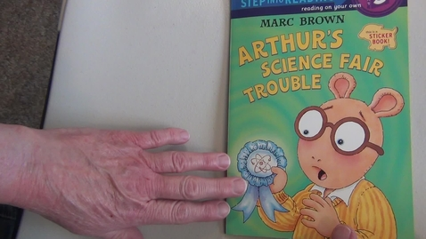 Thumbnail for entry Arthur's Science Fair Trouble by Marc Brown