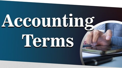 Thumbnail for entry Basic Accounting Terms | Accounting Terminology | Letstute Accountancy