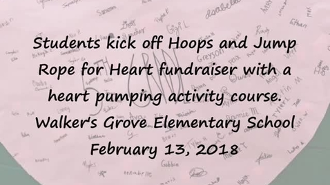 Thumbnail for entry Hoops and Jump Rope for Heart fun, 02.13.2018