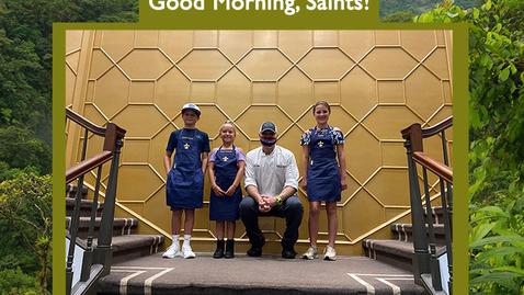 Thumbnail for entry Saints @ 8 - May 19, 2021