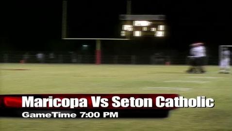 Thumbnail for entry Maricopa vs Seton Catholic High school