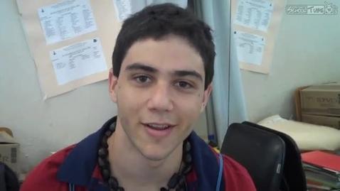 Thumbnail for entry Daniel, a student at Setor Leste