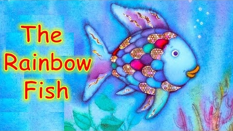 Thumbnail for entry The Rainbow Fish  - kids books read aloud - stories read aloud - preschool books -kindergarten story