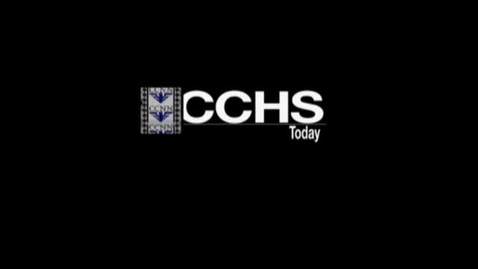 Thumbnail for entry CCHS TODAY 12/1/11