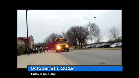Thumbnail for entry WHMS Morning Show Oct 8, 2019