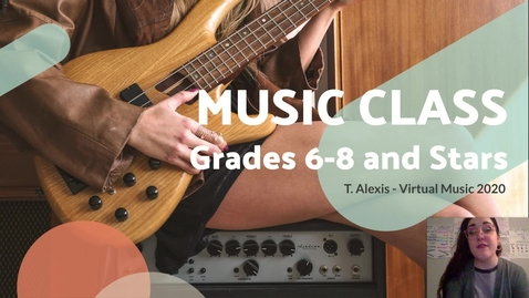 Thumbnail for entry Grades 6-8 - Lesson #4