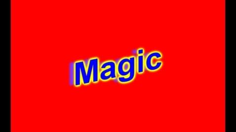 Thumbnail for entry Snap Magic