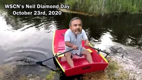 Thumbnail for entry WSCN Neil Diamond Day 2020 - October 23rd, 2020