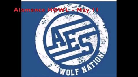 Thumbnail for entry Alamance HOWL - May 11