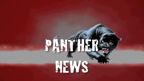 Thumbnail for entry PantherNews: 10/27/11