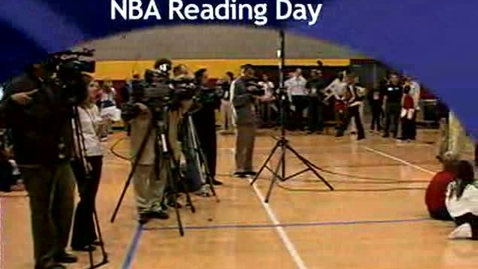 Thumbnail for entry NBA Reading Day