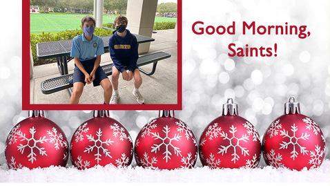 Thumbnail for entry Saints @ 8 - December 10, 2020
