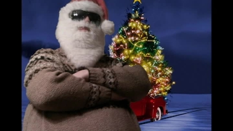 Thumbnail for entry Mad Santa card (KSH)
