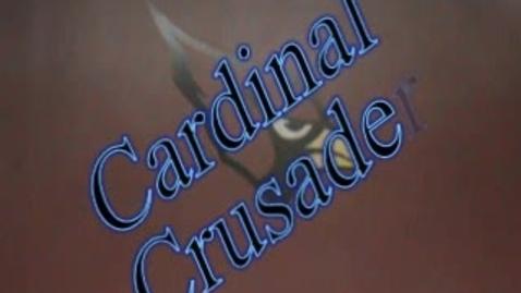 Thumbnail for entry Michigan Center Cardinal Crusader Episode 3
