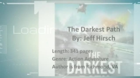 Thumbnail for entry The Darkest Path Digital Book Talk