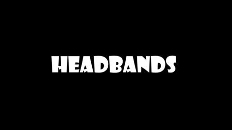 Thumbnail for entry Headbands - WSCN Editorials 2018/2019