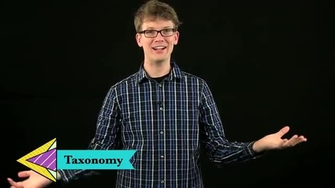 Thumbnail for entry Crash Course Biology Taxonomy