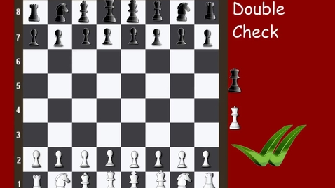 Thumbnail for entry Tricky Tactics 12 Double Check