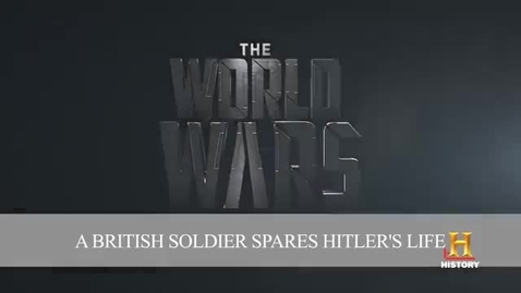 Thumbnail for entry British Soldier Spares Hitler in WWI