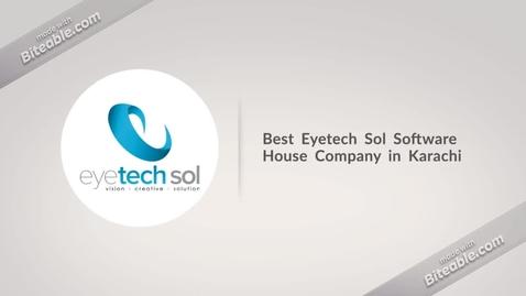 Thumbnail for entry Best Software House in Karachi | Best Development Company in Karachi