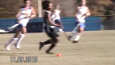 Thumbnail for entry Field Hockey Game Shots