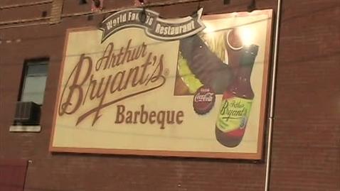 Thumbnail for entry Arthur Bryant's Vs. Gates Barbecue