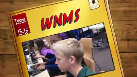 Thumbnail for entry 10-15-15 WNMS Episode 12