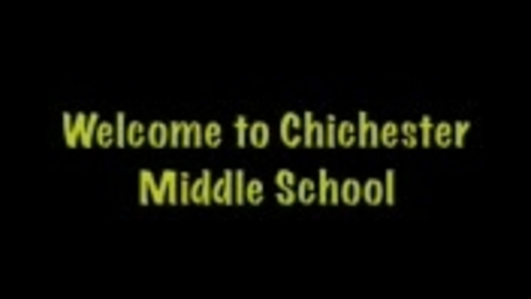 Thumbnail for entry Chichester Middle School Positive Behavior Support