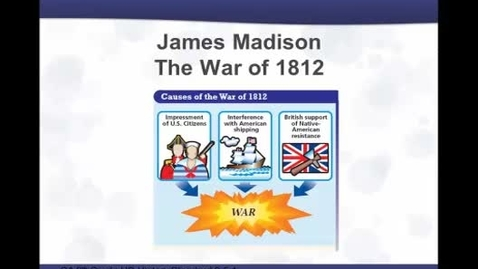 Thumbnail for entry Major Battles of the War of 1812