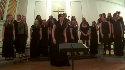 Thumbnail for entry ConVal Spring 2017 Choral Concert