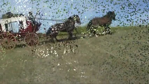 Thumbnail for entry Stagecoach Driving in the Dakotas