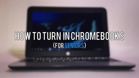 Thumbnail for entry Chromebook collections