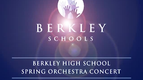 Thumbnail for entry 2014 BHS Spring Orchestra Concert