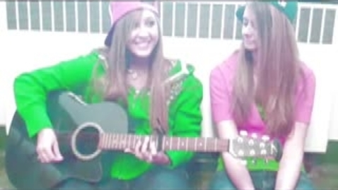 Thumbnail for entry Christmas Don't Be Late - Hillary Carney & McCall Sims