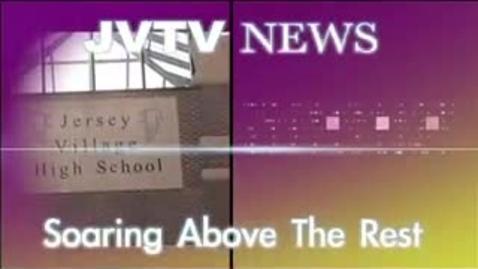 Thumbnail for entry JVTV Newscast April 2011