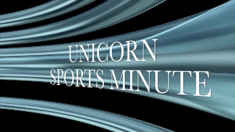 Thumbnail for entry unicorn sports minute 2