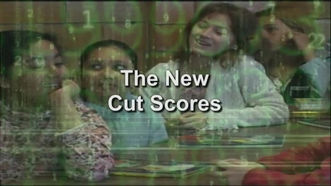 Thumbnail for entry New Cut Scores of MEAP and MME