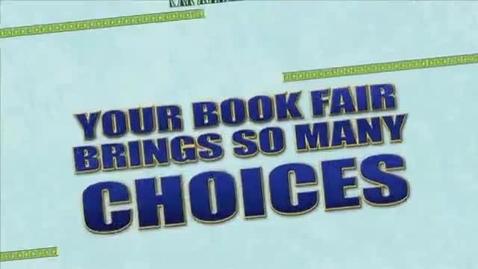 Thumbnail for entry Book Fair Promo 1